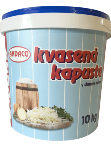 Sauerkraut 10kg