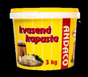 Sauerkraut 3kg