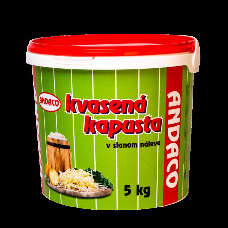 Sauerkraut in Salzlake 5kg