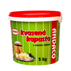 Sauerkraut in brine 5kg